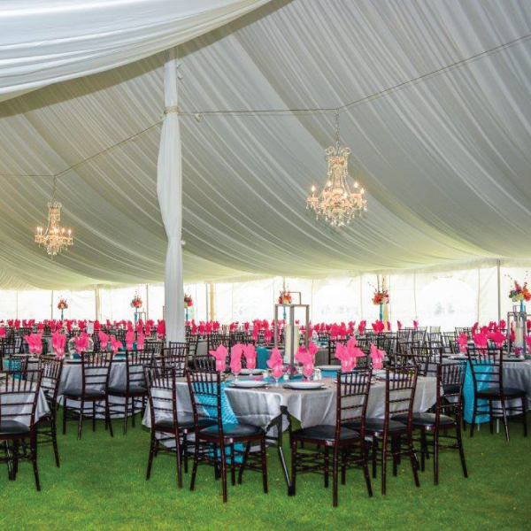 Tent Liner & Tent Liner | ABC Rentals Midwest