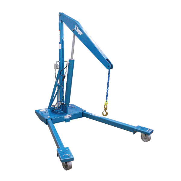 Engine Hoist Knockdown Abc Rentals Midwest