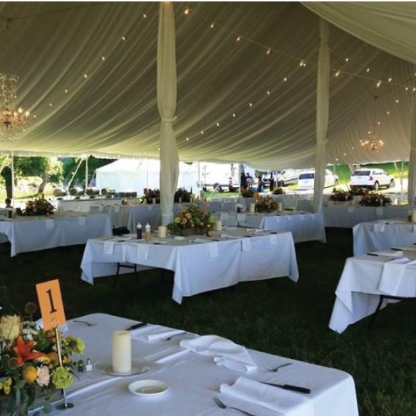 Tent Liner & Tent Liner | ABC Rentals Midwest